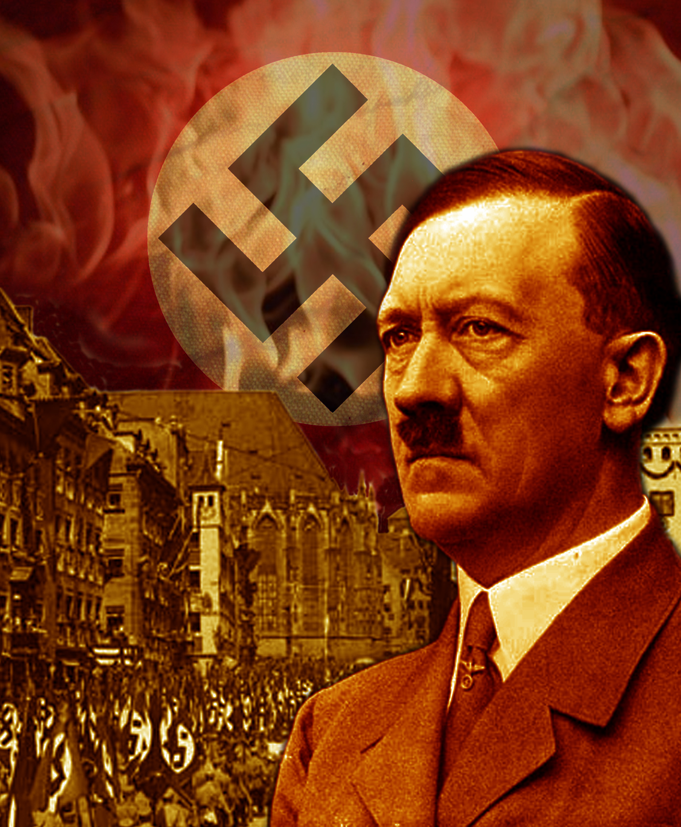 adolf hitlers influence on the world essay
